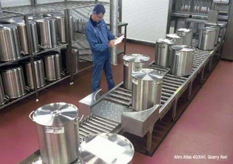 Altro K30 .. Suelo Especial Para Cocinas Industriales
