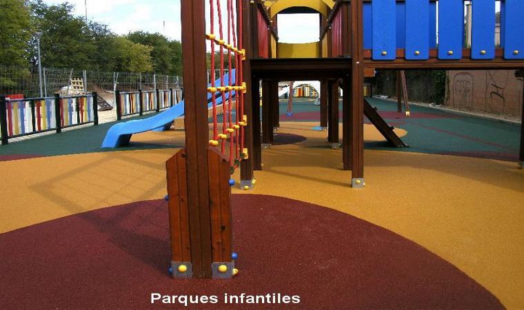 Fabricantes De Suelos De Caucho Para Parques Infantiles