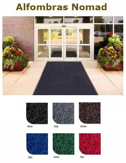 Fabricantes de Felpudos. Venta alfombras de limpieza