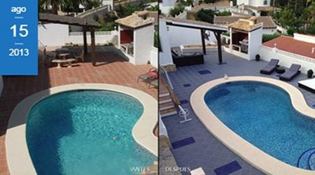 Fabricantes de suelos de vinilo for Suelos para alrededor de piscinas